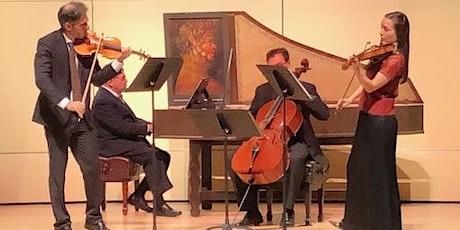 Lenape Chamber Ensemble: October 10, 2021 tickets