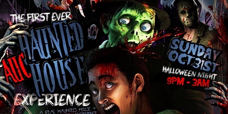 AUC HAUNTED HOUSE EXPERIENCE tickets