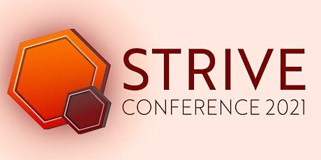 STRIVE Conference 2021: Undergraduate Tier tickets