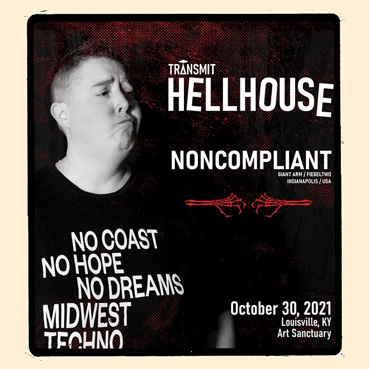 HELLHOUSE 2021 with Paco Osuna & Noncompliant image