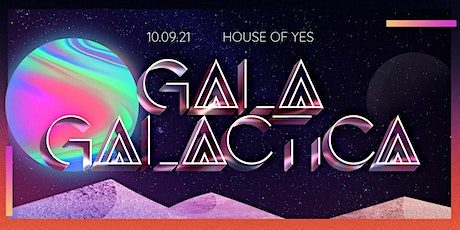 Gala Galactica with Jamie 3:26 tickets