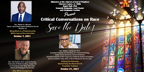 Critical Conversations on Race tickets