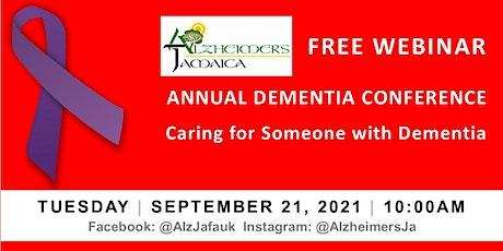 Alzheimer's Jamaica Annual Dementia Conference tickets