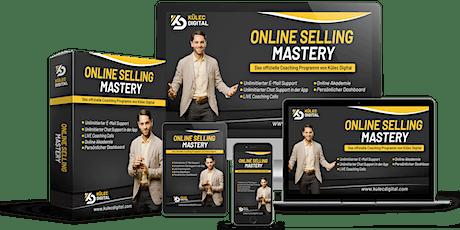 Online Selling Mastery - Coaching Programm von Külec Digital Tickets