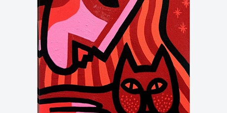 Woman and Cat Literary Cabaret: The feline, the feminine and the feral. tickets
