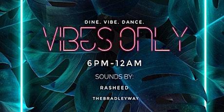 Vibes Only  ⦿ Dine & Dance ⦿ Elixyr Tulum boletos