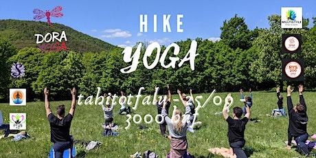 Spiritual Hike&Yoga - Tahitotfalu tickets