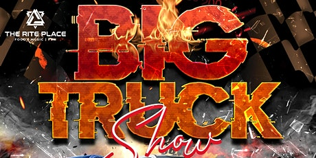 Big Truck Show | The Rite Place in Lakeland| Saturday, Oct. 2nd tickets