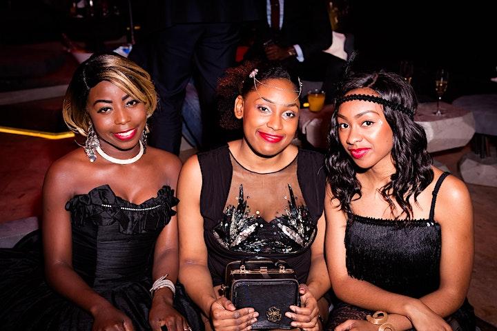 Black Professional Londoners Networking + Harlem Renaissance Casino Party image