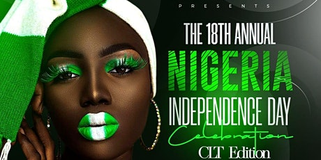 Nigerian Independence Day Charlotte 2021: 18th Annual Edition tickets