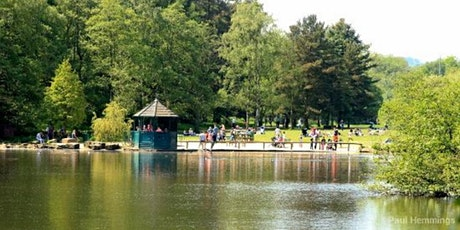 Leeds Dads Family Walk at Golden Acre Park tickets