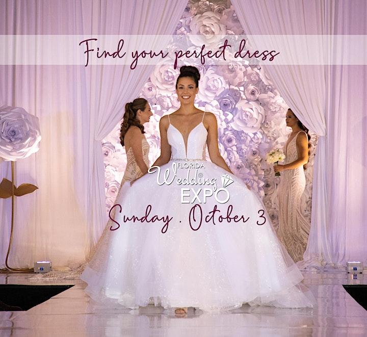 Florida Wedding Expo: Orlando, October 3, 2021 image
