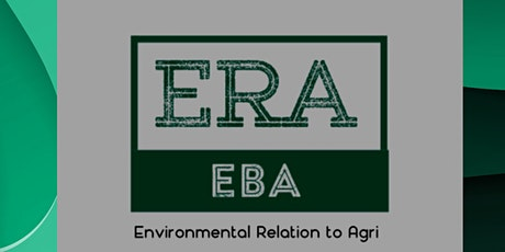 Focusing on importance of environmental biodiversity in relation to Agric tickets