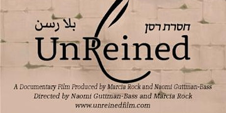 Unreined and a Conversation with the Film's Subject and Creators tickets