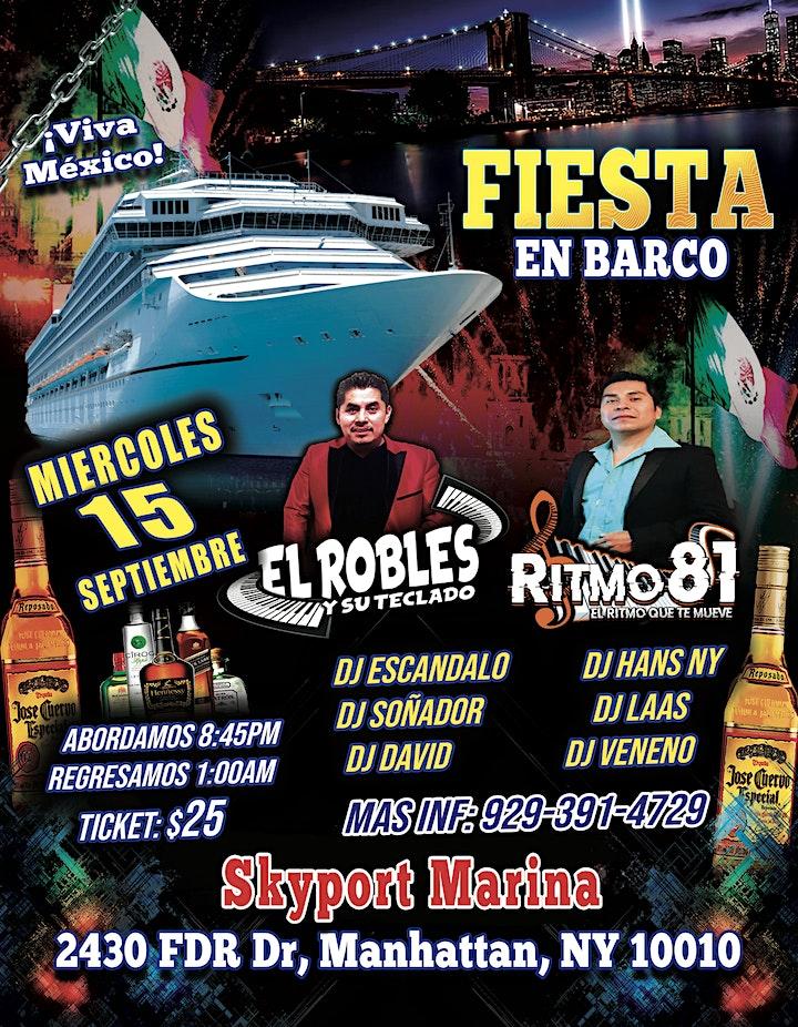 Fiesta En Barco / ¡Viva México! image