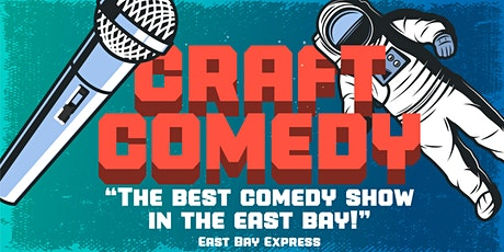 Craft Comedy Oakland at Federation Brewing tickets