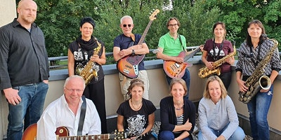 "Concert: ""Fette Katze"" Big Band ǀ Thank you & goodbye Inselbühne!"