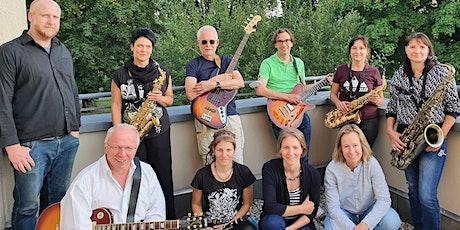 "Concert: ""Fette Katze"" Big Band ǀ Thank you & goodbye Inselbühne! Tickets"