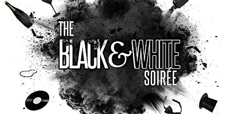 THE BLACK & WHITE SOIRÉE   RED CARPET AFFAIR @ TRIBECA HTX tickets