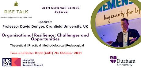 CITM Seminar Series – RISE Talk tickets