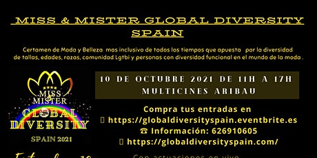 Global Diversity  Spain entradas
