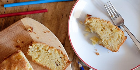 Online baking class (donation required): Apple Snacking Cake tickets
