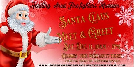 Santa Meet and Greet tickets