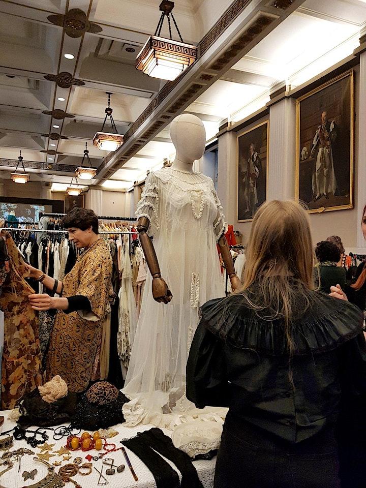 Clerkenwell Vintage Fashion Fair - 7th November image