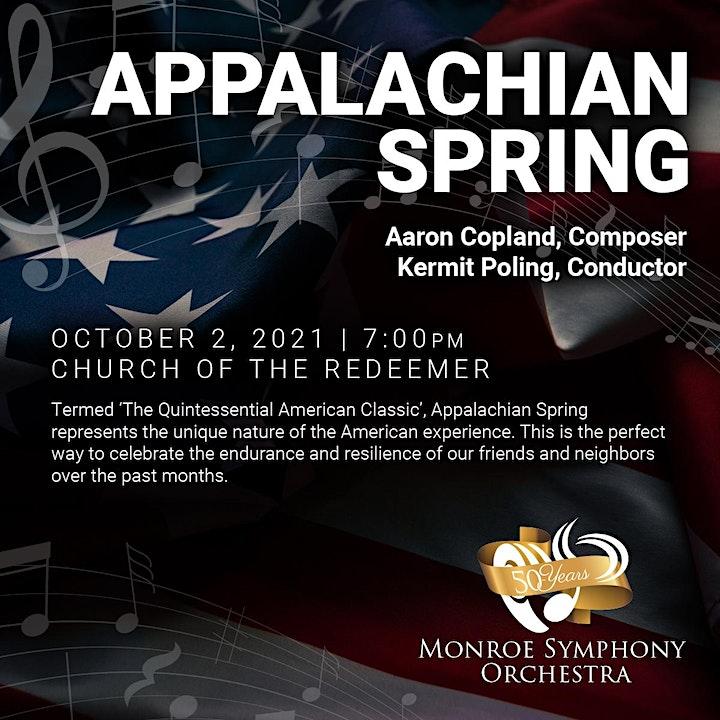 Appalachian Spring image
