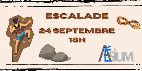 Escalade - AÉSIUM tickets