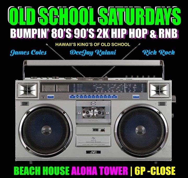 DECADES  OLD SCHOOL PARTY (70S 80S & 90S) image