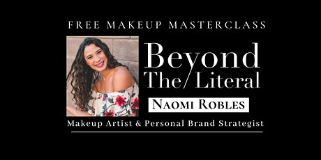Personal Brand & Self Image | MAKEUP MASTERCLASS tickets