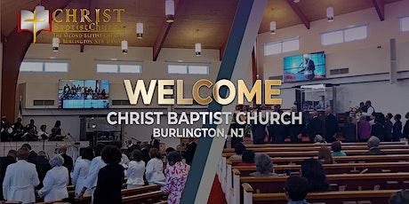 CBC Sunday 10a Worship Service tickets
