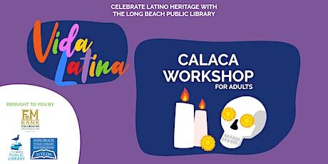 Día de los Muertos Calaca Workshop for Adults tickets