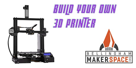 Build Your Own 3D Printer tickets