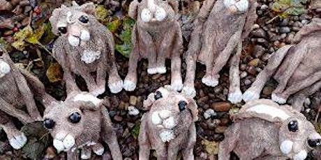 Moon Gazing Hare Sculpting Workshop tickets