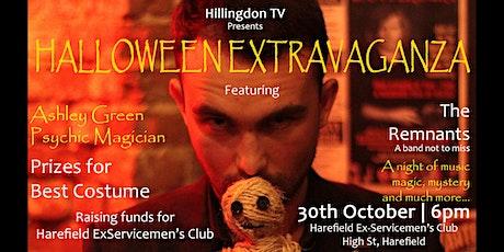 Hillingdon TV  Halloween Extravaganza tickets