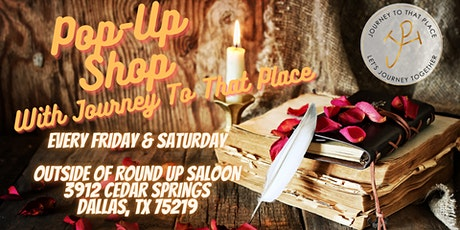 Pop-Up Shopping with Journey To That Place tickets