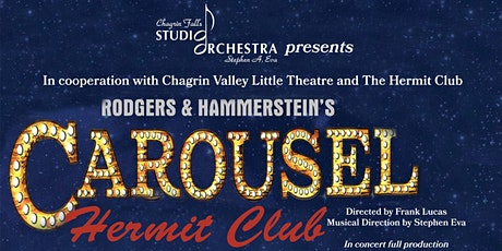 Carousel performances at the intimate Hermit Club at Playhouse Square tickets