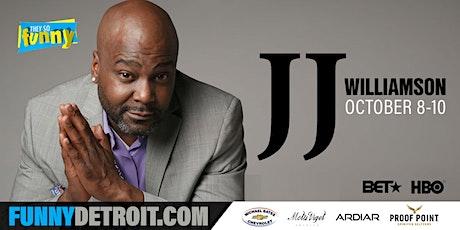 JJ Williamson | Fri. 10/8 | 9:30pm tickets