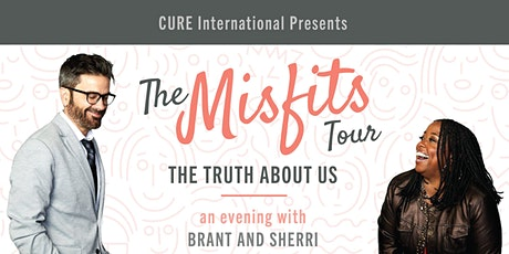 The Misfits Tour Comedy Night with Brant & Sherri tickets
