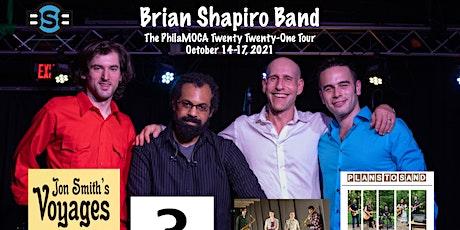 Brian Shapiro Band - Day Three tickets