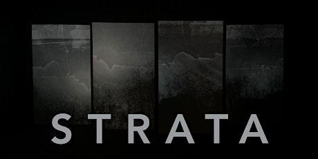 Dalton Gallery Fall Exhibitions: Strata & Anne Beidler: Recent Work. tickets