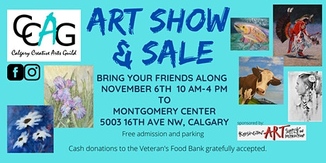 Calgary Creative Arts Guild Fall Show & Sale tickets