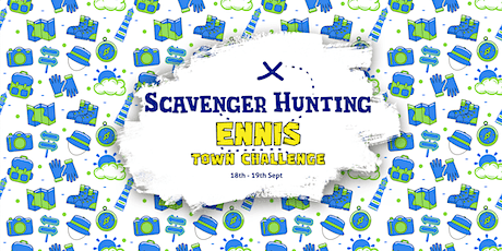 Scavenger Hunting: Ennis (Town Challenge) tickets