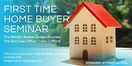 First-time Home Buyer Seminar- Let's Get You Financially FIT! tickets