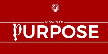 FINDING YOUR PURPOSE IN LIFE tickets