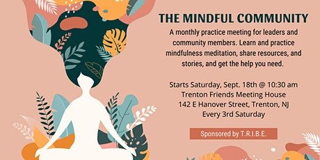 The Mindful Community tickets
