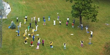 Falun Dafa Meditation Exercises @Eagle Lake Park tickets