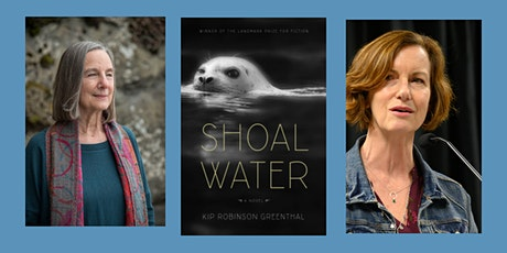 """Kip Robinson Greenthal, author of """"Shoal Water"""" with Elizabeth Austen tickets"""